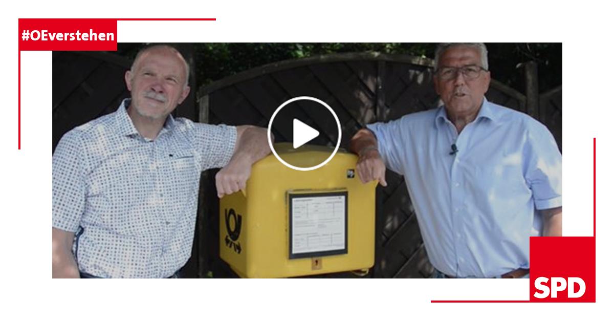 Vorschaubild Video zur Briefwahl in Oer-Erkenschwick